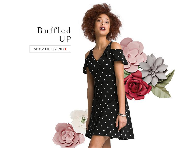 Shop Ruffle Dresses