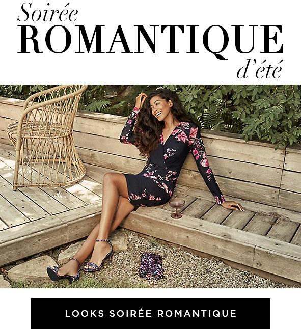 Looks soirée romantique