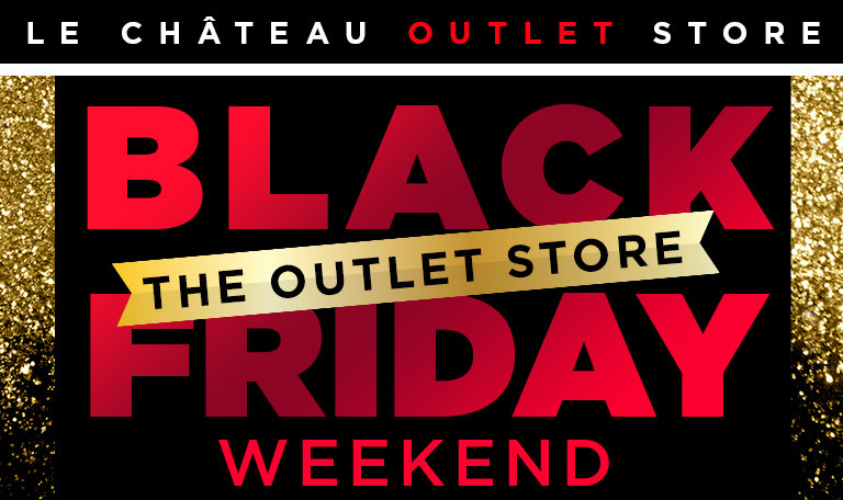 Shop Black Friday Deals at the Outlet Store