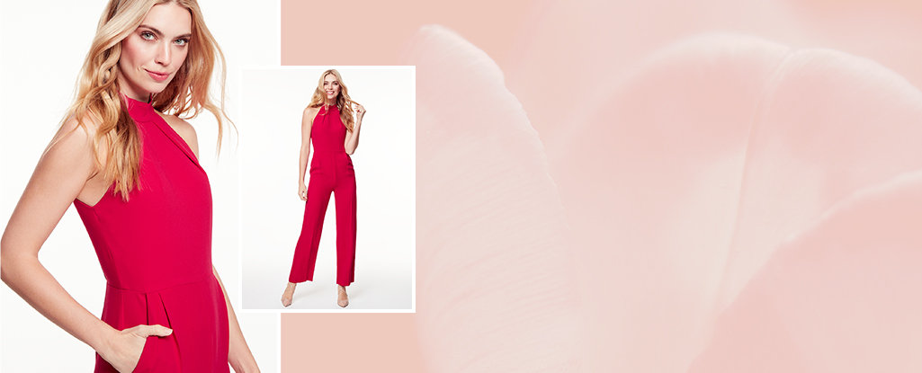 Standout Jumpsuits. The easiest way to look totally polished is also the most fun.