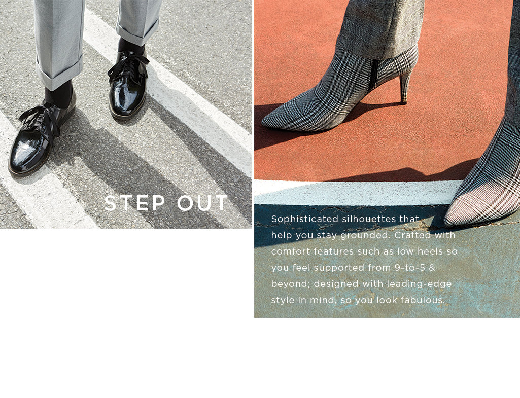 Shop the From Work to Life Campaign
