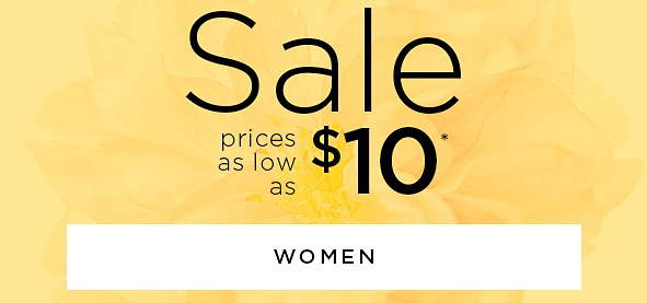 Shop Women's Clothing on Sale