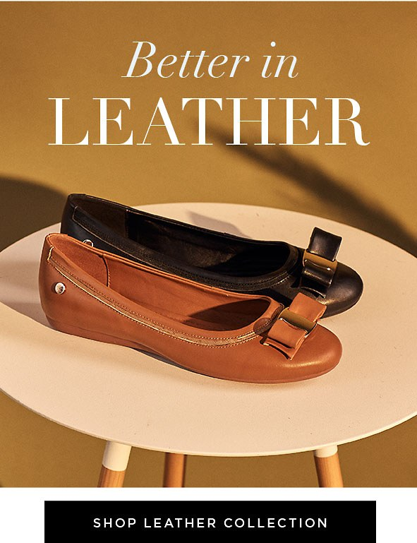 The wear-forever shoes your closet needs.