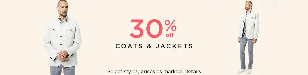 Shop Jackets on Sale