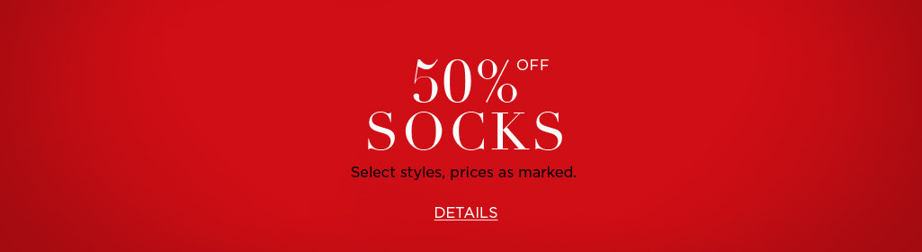 Shop Men's Sale Socks