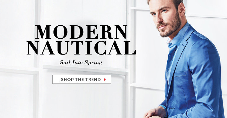 Shop the Nautical Trend