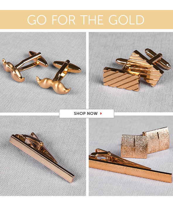 Shop the Gold Trend