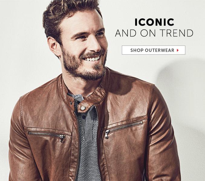 Shop Men's Outerwear