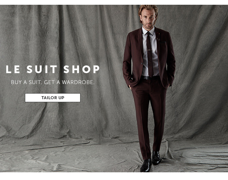 Shop Suits for Men