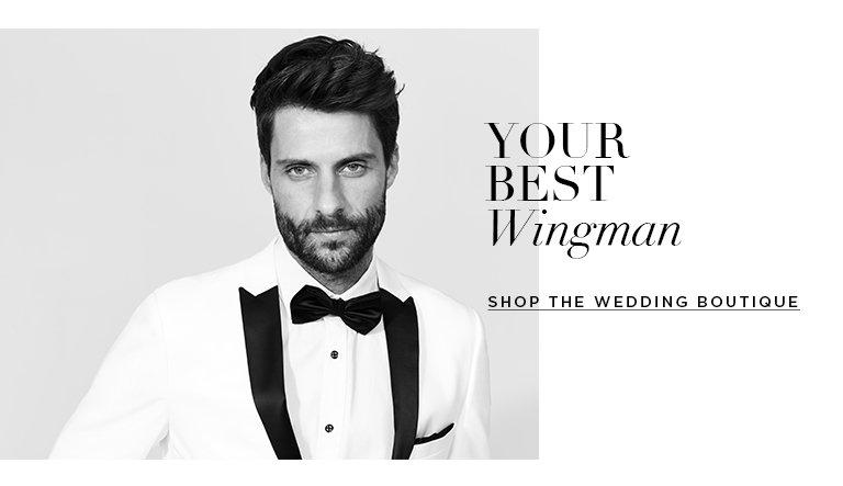 Shop the Wedding Boutique