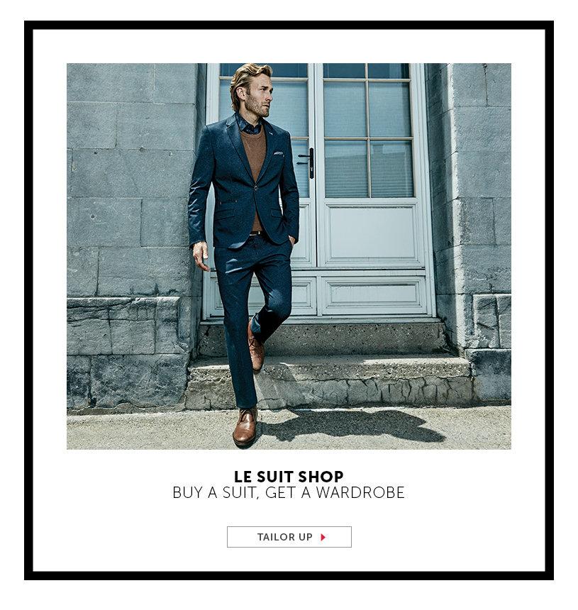 Shop Suits for Men