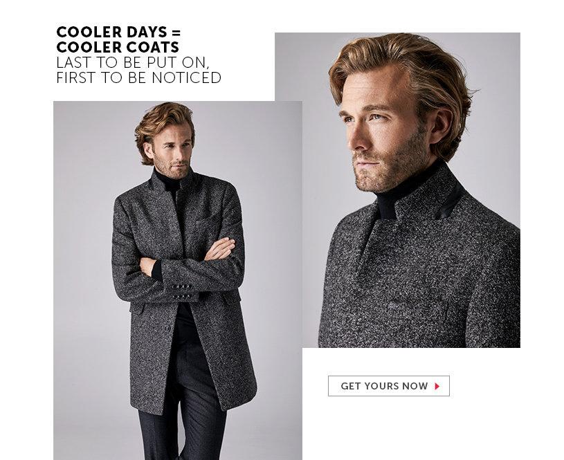 Shop Coats for Men