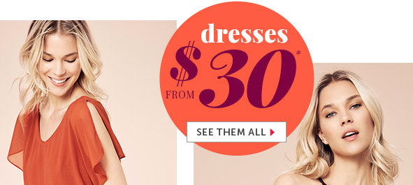 Shop Outlet Dresses