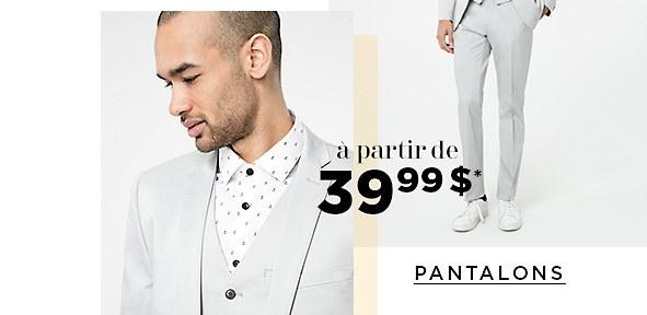 Magasinez les pantalons de l'entrepôt pour hommes