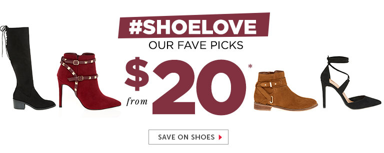 Shop Outlet Shoes for Women