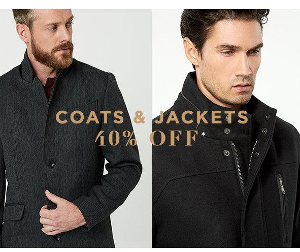 Shop Coats & Jackets Sale