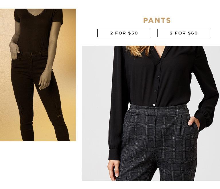 Shop Women's 2 for $50 Sale
