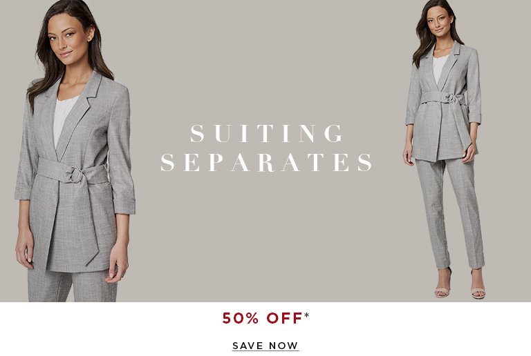 Shop Women's Suiting Seperates on Sale