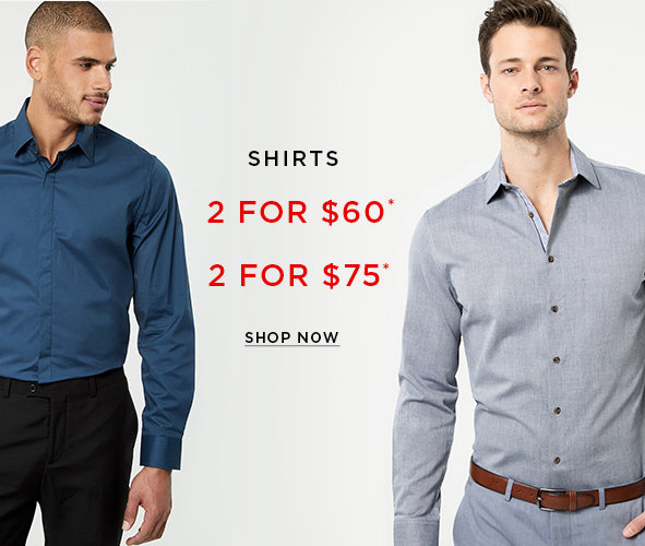 Shop Men's Shirts on Sale