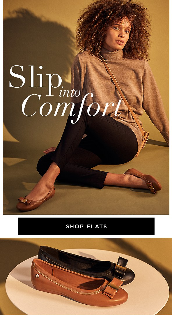 Effortless and comfortable, slip into these stylish pairs today.