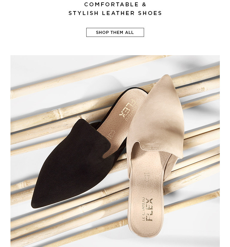 Shop Women's Leather Shoes