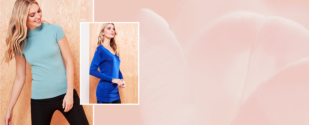 Must-Have Sweaters & Cardigans. The it-knit.These sweaters can do it all.