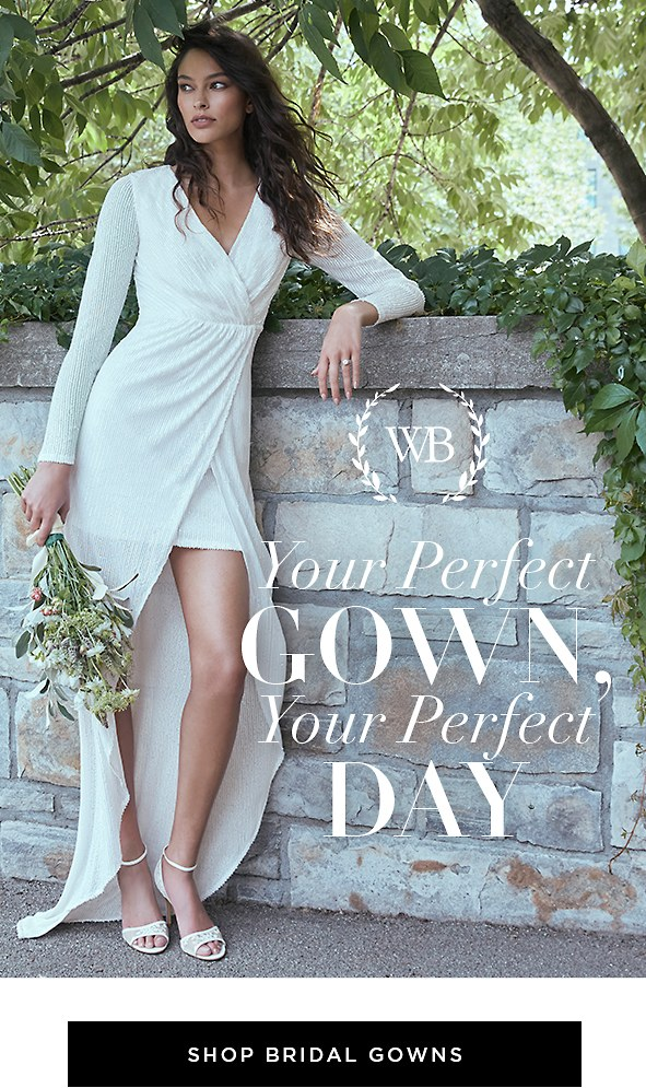 No matter what you have planned for your wedding day, these dresses will make your dreams come true.