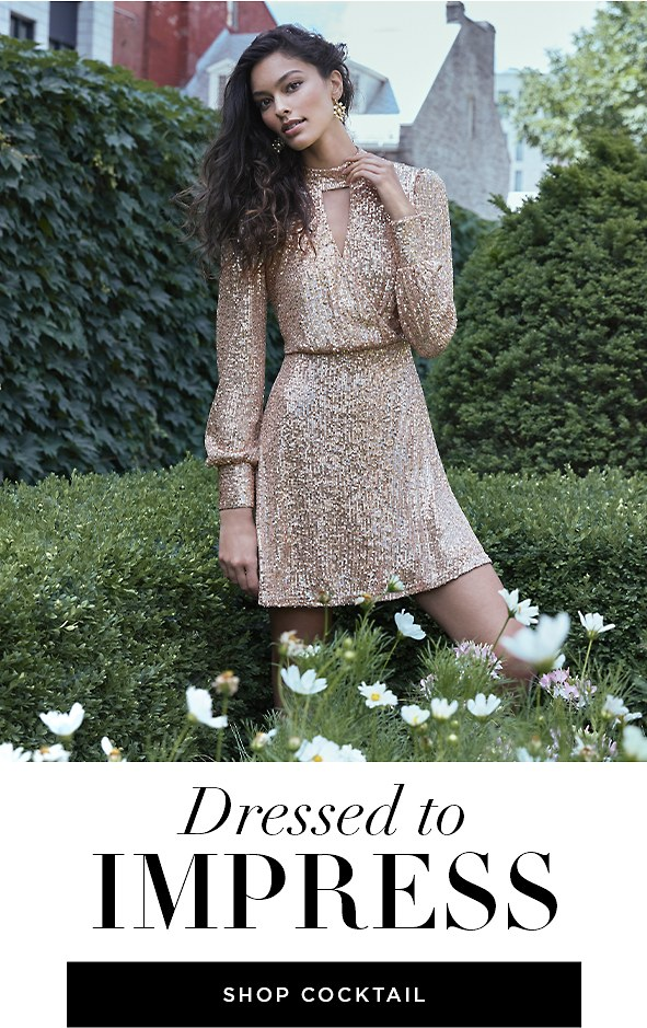 The trending dresses perfect for date night and beyond.