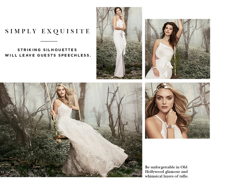 Shop the New Wedding Boutique Collection