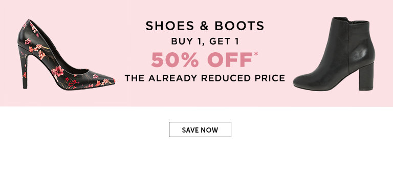 Shop Women's Shoes and Boot on Sale