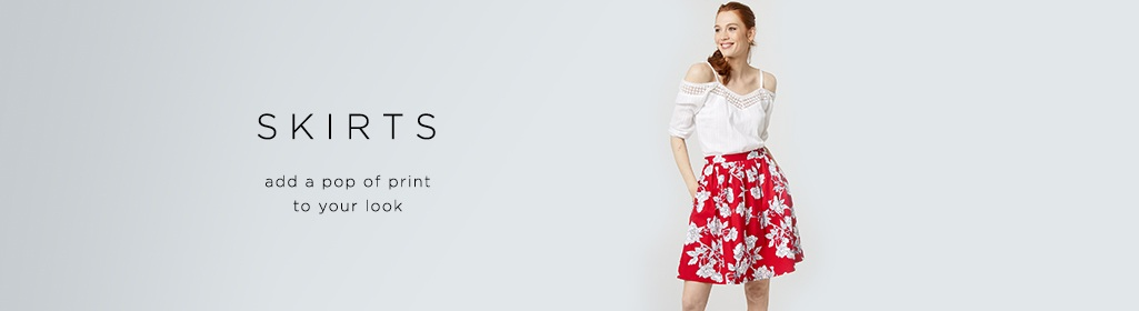 Shop Women's Skirts