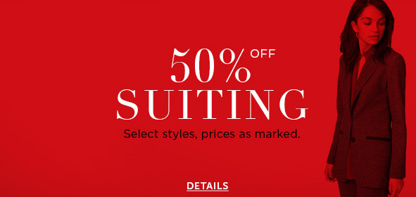 Shop Women's Suiting