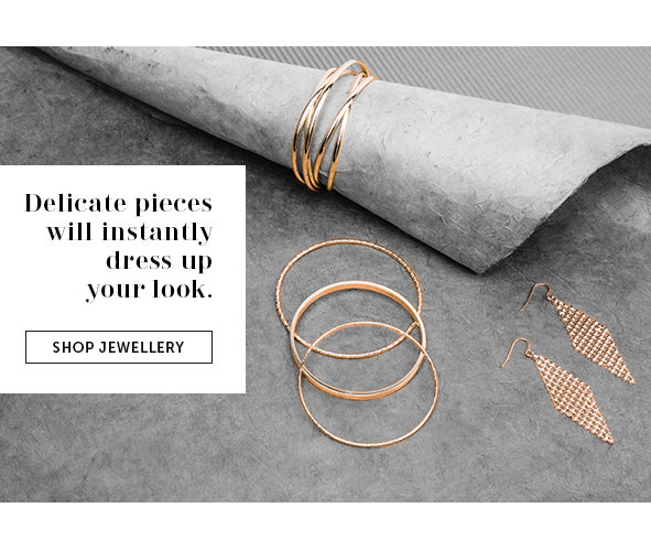 Shop Women's Jewellery