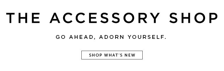Shop Women's New Accessories
