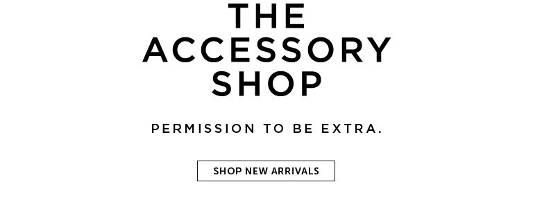 Shop Women's New Accessories