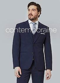 Magasinez les vestons de coupe contemporain