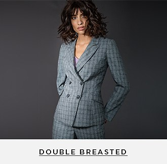 Shop Double Breasted Blazers