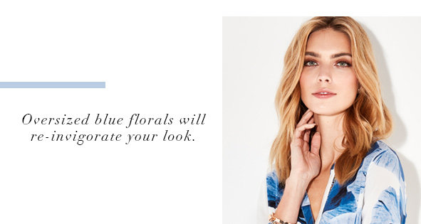 Shop Fresh Blue Hues