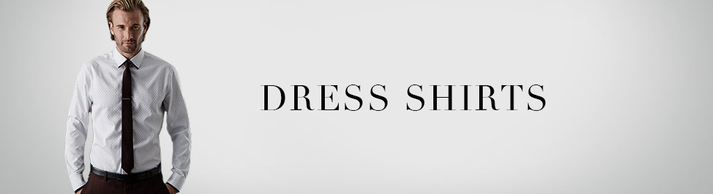 Shop Dress Shirts For The Groom and Groomsmen
