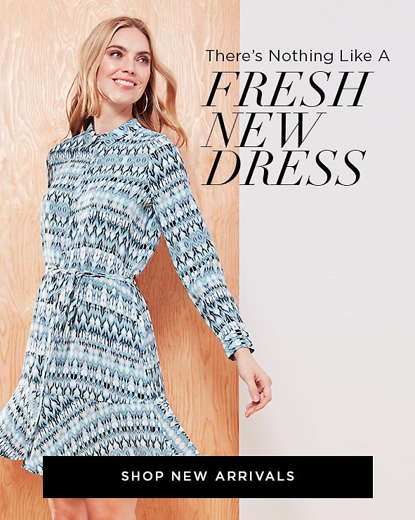 There's Nothing Like A Fresh New Dress. Shop new dresses