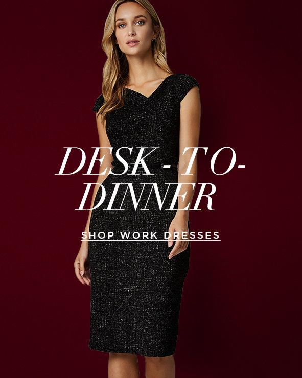 Shop Women's Work Dresses