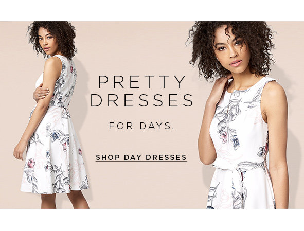 Shop Day Dresses