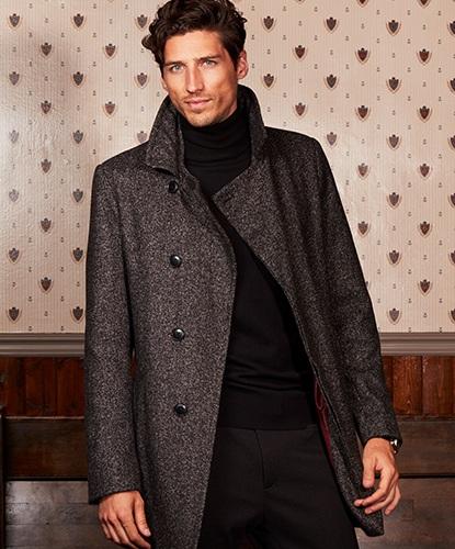 Shop Outerwear Looks for Men