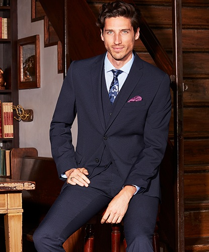 Shop Suiting Looks for Men