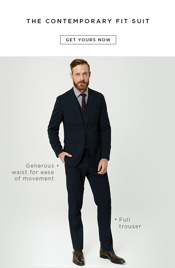 Shop Men's Modern Suits