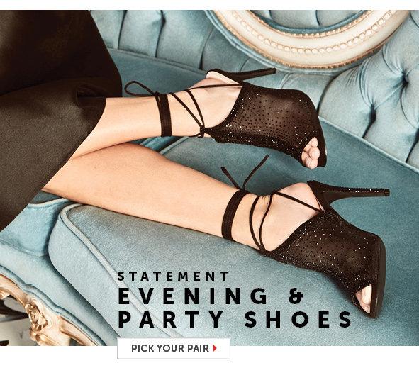 Shop Evening & Party Shoes