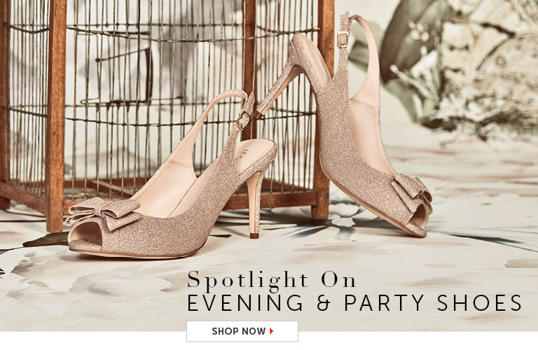 Shop Evening & Party Shoes
