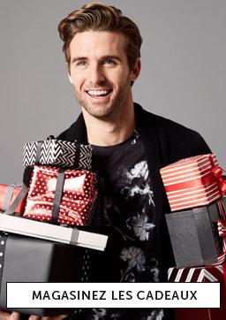 Magasinez les cadeaux pour lui