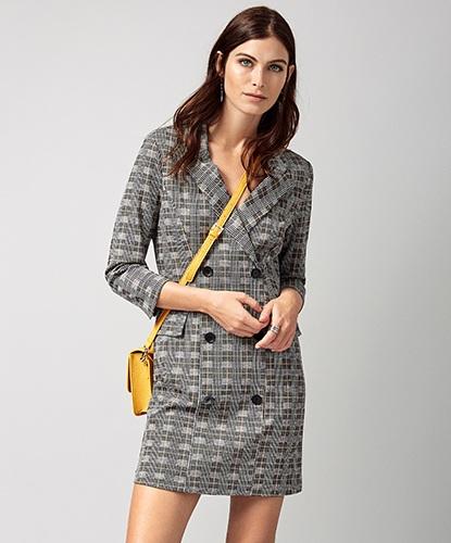 4 Ways to Wear Checks