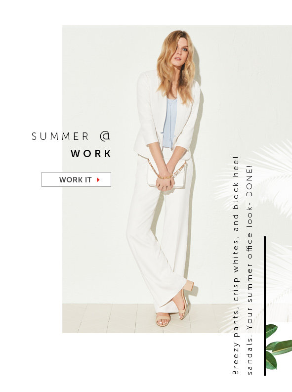 Shop Work Looks for Women